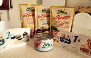 kit prodotti omaggio e coupon Club Amici di Life di Ornella