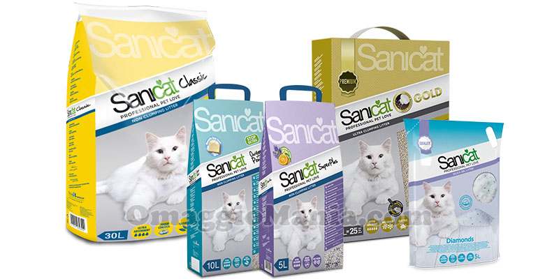 lettiere Sanicat