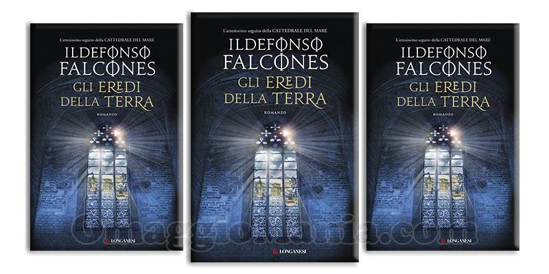 libro Gli eredi della Terra di Ildefonso Falcones