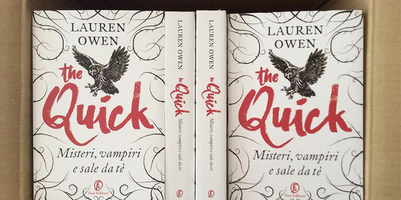 libro The Quick Lauren Owen Fazi Editore