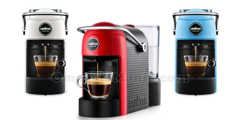 macchina caffè Lavazza Jolie