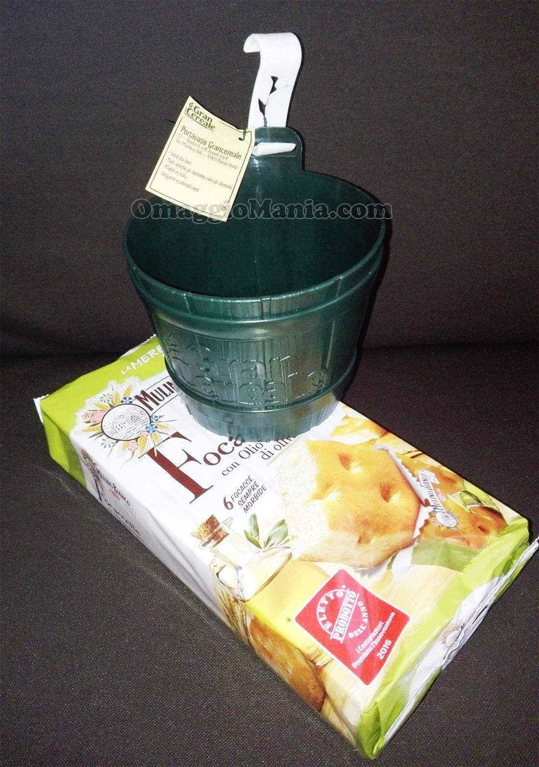 portavaso Gran Cereale di Diana