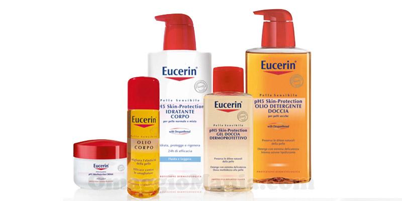 prodotti Eucerin pH5