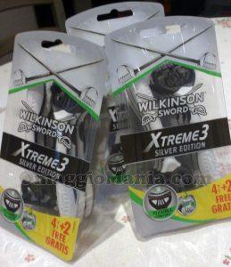 rasoi Wilkinson Xtreme 3 Silver Edition di Tataa71