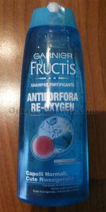 shampoo Garnier Fructis Antiforfora Re-Oxygen di Laura