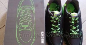 sneakers Beck's limited edition di Valentina