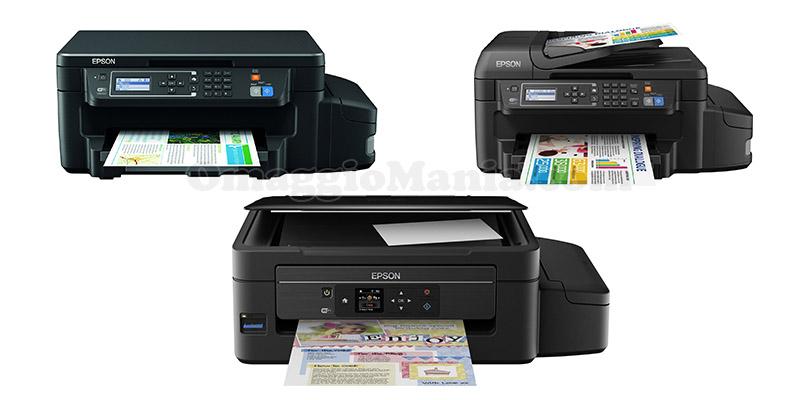 stampanti Epson EcoTank