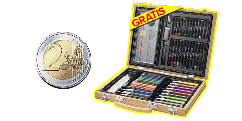 valigetta scuola a meno di 2 euro