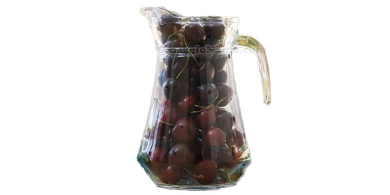 vaso di ciliegie Del Monte