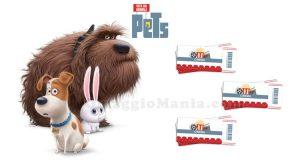 vinci biglietti cinema Pets vita da animali