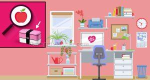 vinci scatola Bento con Pink Lady