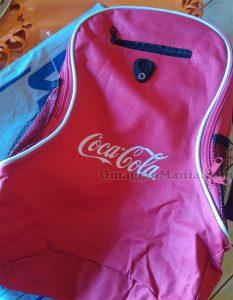 zaino Coca Cola vinto e ricevuto da Stefy3080