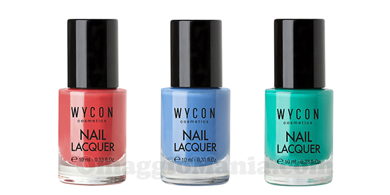 3 smalti Wycon