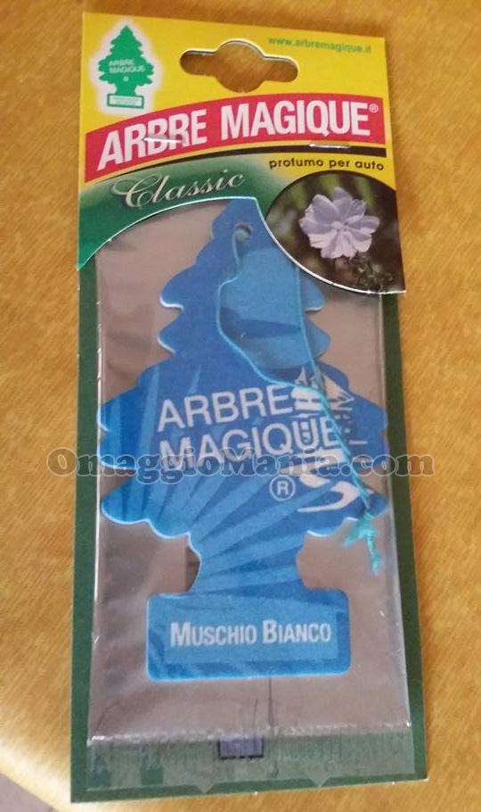 Arbre Magique Muschio Bianco di Maddalena