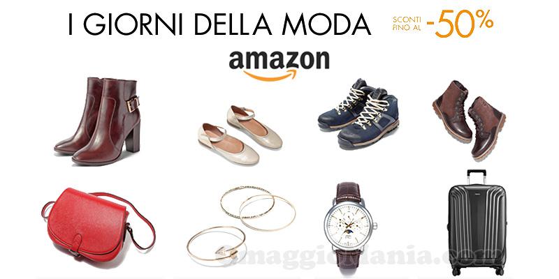 I Giorni della Moda Amazon ottobre 2016