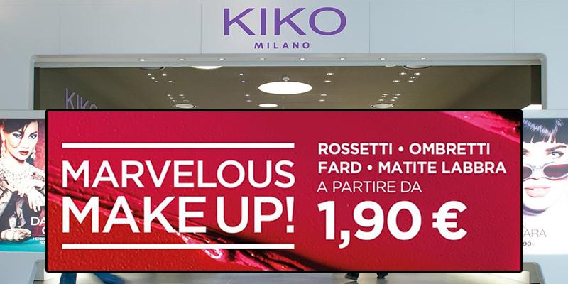 Kiko Marvelous Make Up