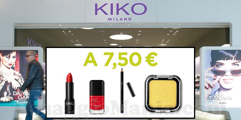 Kiko Promo Smart ottobre 2016