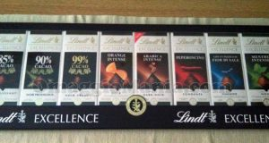 Lindt Excellence Box