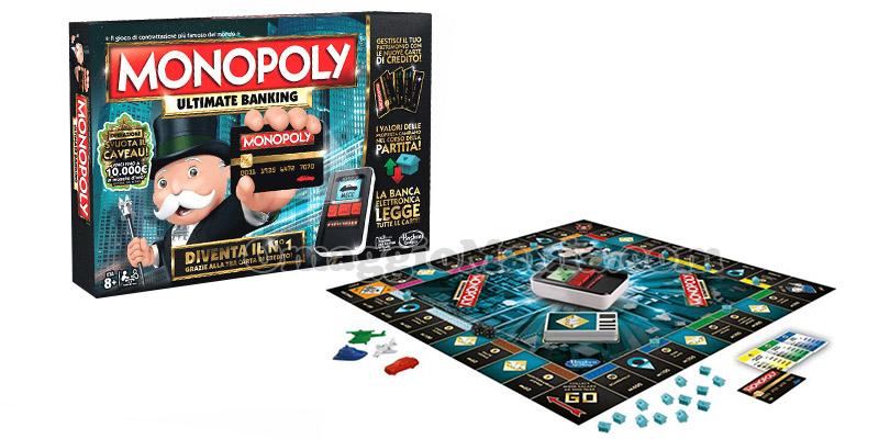 Monopoly Ultimate Banking Hasbro