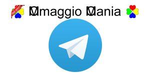 OmaggioMania arriva su Telegram app