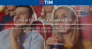 TIM Cinema 2x1