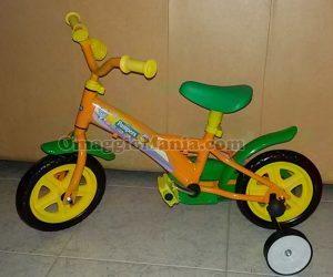 bicicletta Pampers di Milli
