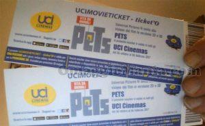 biglietti Pets di Stefano B