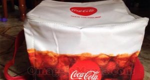 borsa frigo Coca Cola di Tatiana