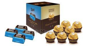 box assaggio Ferrero Il primo assaggio di stagione