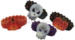 bracciali luminosi Halloween Perfetti Van Melle