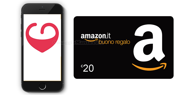 buono Amazon gratis con Grocerest