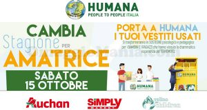 cambia stagione per amatrice Auchan Simply