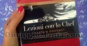cofanetto Boscolo Lezioni con lo Chef vinto da Lucia