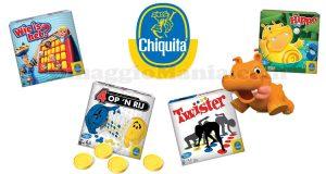 concorso Chiquita vinci mini giochi Hasbro