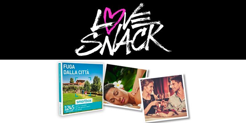 concorso Love Snack Italia 1