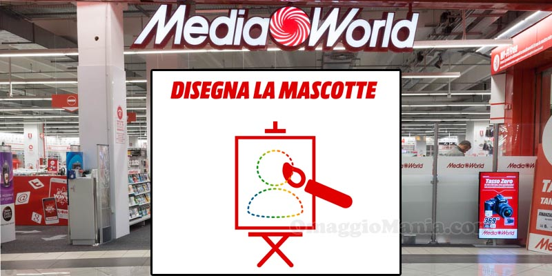 concorso Media World Disegna la mascotte