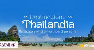 concorso eDreams Destinazione Thailandia