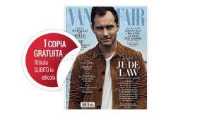 coupon copia omaggio Vanity Fair 40