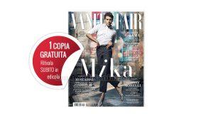 coupon copia omaggio Vanity Fair 43