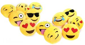 cuscini emoticon smiley