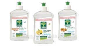 detergente L'Albero Verde Piatti & Mani concentrato