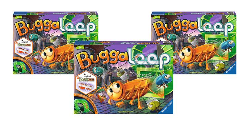 diventa tester BuggaLoop Ravensburger