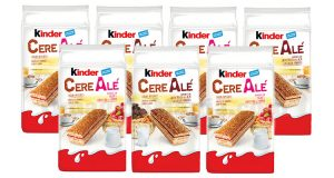 fornitura di Kinder Cerealé