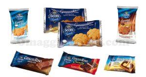 fornitura di prodotti Riso Scotti Snack
