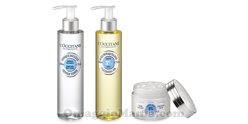 kit L'Occitane di Chiara