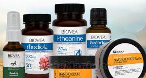 kit di prodotti Biovea per il supporto dell'umore