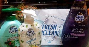 kit di prodotti Fresh&Clean di Valeria C.