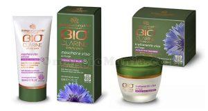 maschera viso e trattamento viso Bottega di LungaVita Bioclarine