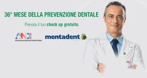 mese della prevenzione dentale ottobre 2016