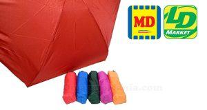 ombrello mini da MD e LD Market